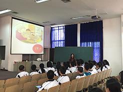 2016年青优杯初中英语组课堂大赛落幕