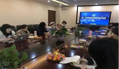 实外初中语文教研组群文阅读省级课题期末研讨活动
