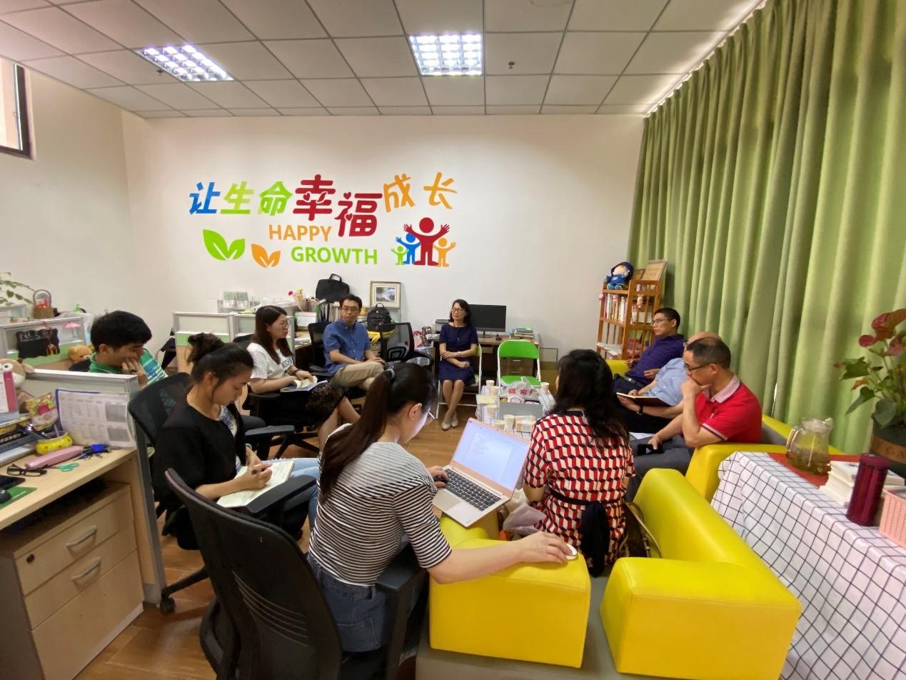 专注心育,提升品牌 ——成实外集团德育发展中心心理调研