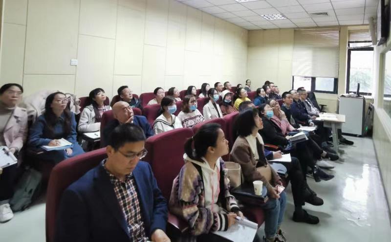 成实外教育集团初中历史同课异构教学研讨活动