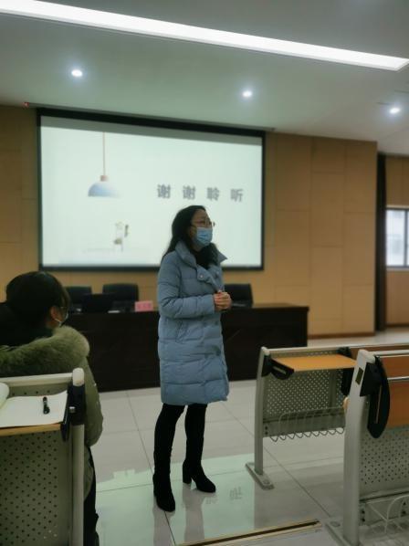 初中语文教研组直升、中考经验交流会